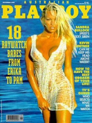 Playboy Australia - Nov 1995