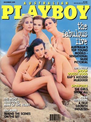 Playboy Australia - Dec 1995