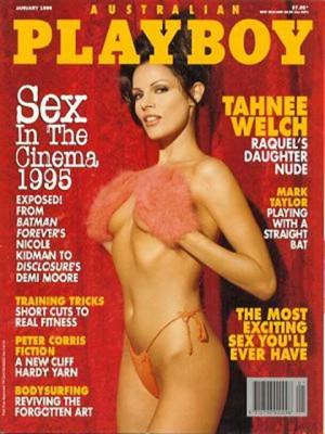 Playboy Australia - Jan 1996
