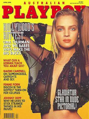 Playboy Australia - Apr 1996