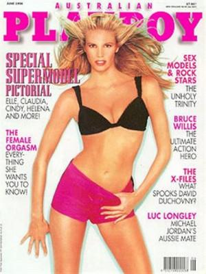 Playboy Australia - Jun 1996