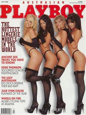 Playboy Australia - Jul 1996