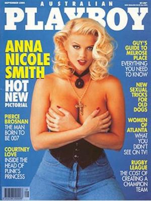 Playboy Australia - Sep 1996