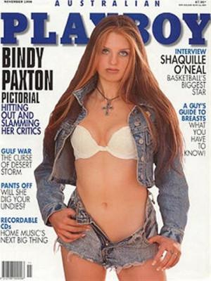 Playboy Australia - Nov 1996