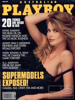 Playboy Australia - Jun 1997