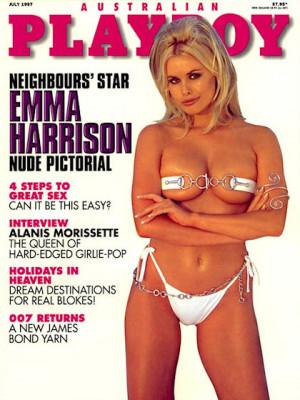 Playboy Australia - Jul 1997