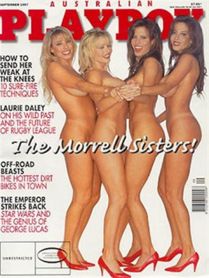 Playboy Australia - Sep 1997