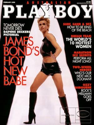 Playboy Australia - Feb 1998