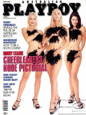 Playboy Australia - Jun 1998
