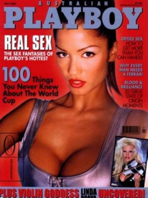 Playboy Australia - Jul 1998