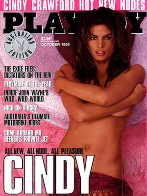 Playboy Australia - Oct 1998
