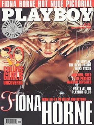 Playboy Australia - Nov 1998