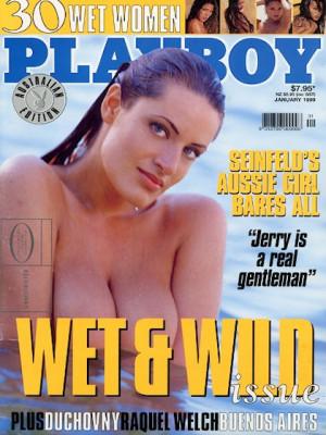 Playboy Australia - Jan 1999