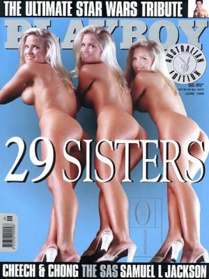 Playboy Australia - Jun 1999