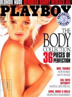 Playboy Australia - Jul 1999