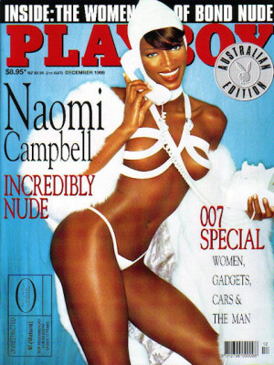 Playboy Australia - Dec 1999