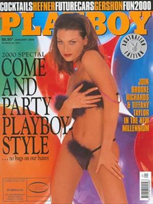 Playboy Australia - Jan 2000
