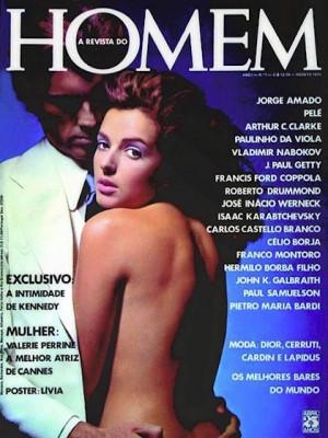Playboy Brazil - Playboy Brazil August 1975