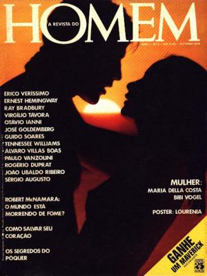 Playboy Brazil - Oct 1975