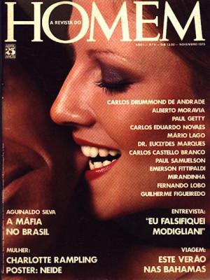 Playboy Brazil - Nov 1975