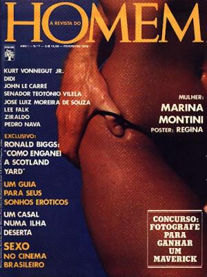 Playboy Brazil - Feb 1976