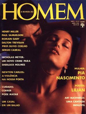 Playboy Brazil - April 1976
