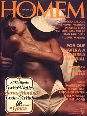 Playboy Brazil - Nov 1976