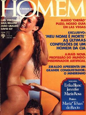 Playboy Brazil - Jan 1977