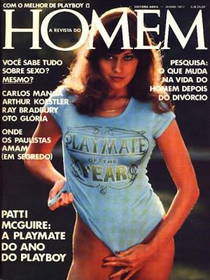 Playboy Brazil - June 1977