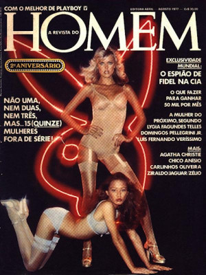 Playboy Brazil - August 1977