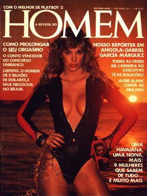 Playboy Brazil - Oct 1977
