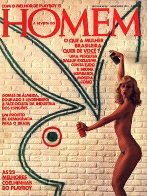 Playboy Brazil - Nov 1977