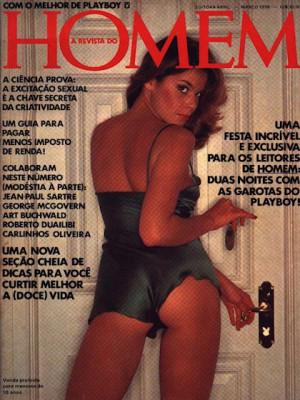 Playboy Brazil - March 1978