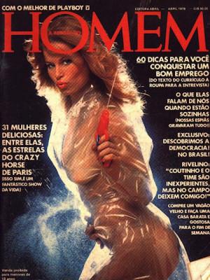 Playboy Brazil - April 1978