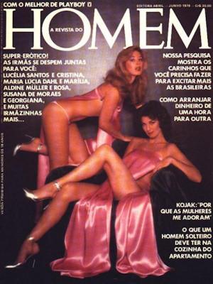 Playboy Brazil - June 1978