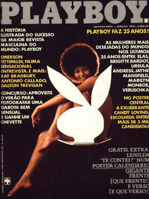 Playboy Brazil - Jan 1979