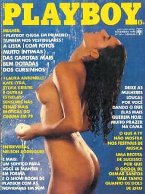Playboy Brazil - Nov 1979