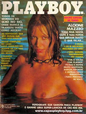 Playboy Brazil - Jan 1980