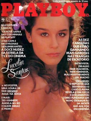 Playboy Brazil - April 1980