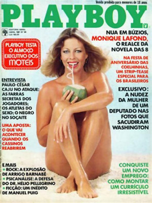 Playboy Brazil - April 1981