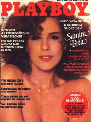 Playboy Brazil - June 1981