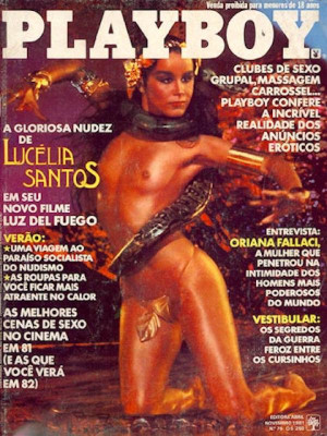Playboy Brazil - Nov 1981