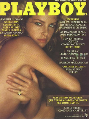 Playboy Brazil - Feb 1982