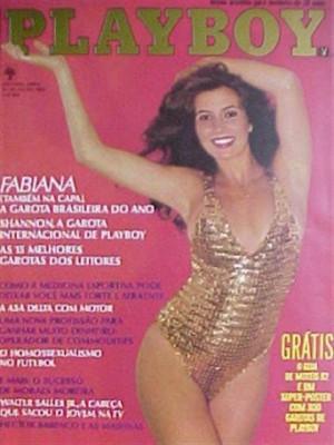 Playboy Brazil - July 1982