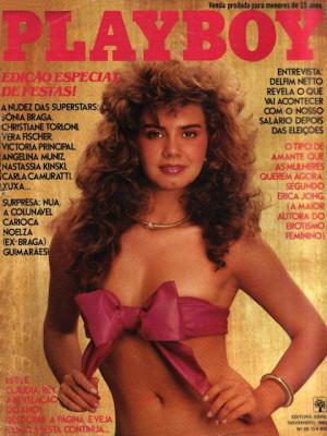 Playboy Brazil - Nov 1982