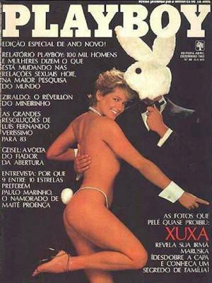 Playboy Brazil - Dec 1982