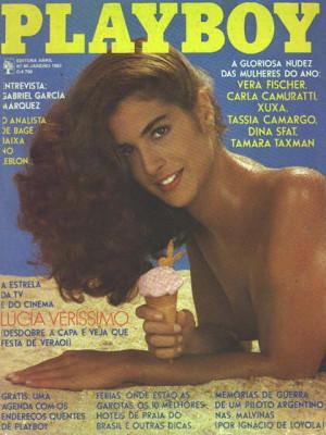 Playboy Brazil - Jan 1983