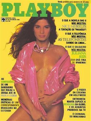 Playboy Brazil - Feb 1983