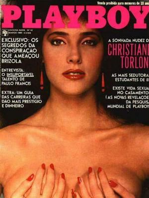 Playboy Brazil - March 1983