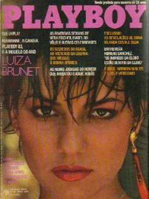 Playboy Brazil - May 1983